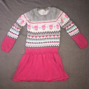 New Gymboree Cupcake Sweater Dress